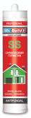 Санитарный силиконовый герметик – MR. BUILD SS